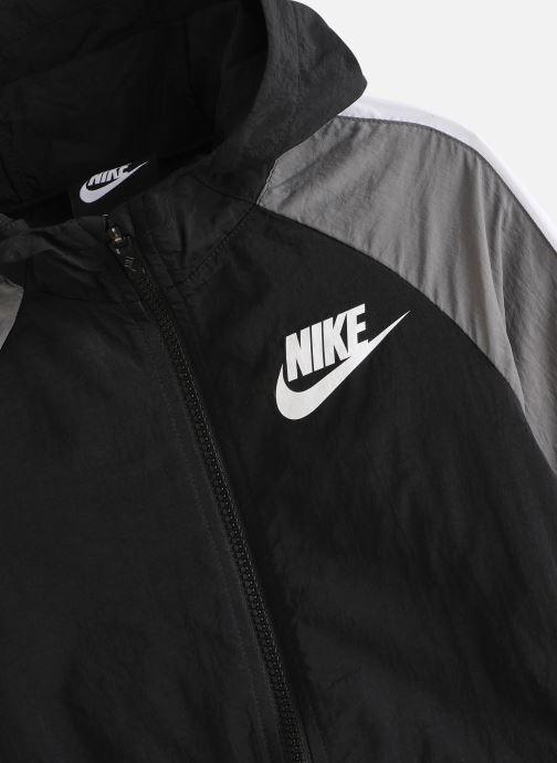 Vêtements Nike Nike Sportswear Woven Track Suit Noir vue portées chaussures
