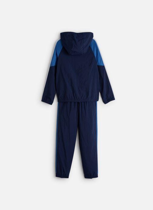 Vêtements Nike Nike Sportswear Woven Track Suit Bleu vue bas / vue portée sac