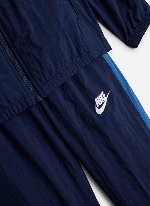 Vêtements Nike Nike Sportswear Woven Track Suit Bleu vue portées chaussures