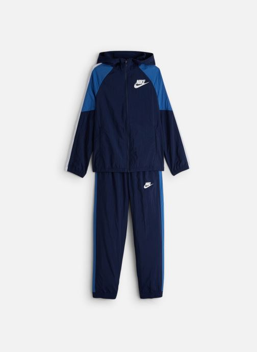 Vêtements Nike Nike Sportswear Woven Track Suit Bleu vue détail/paire