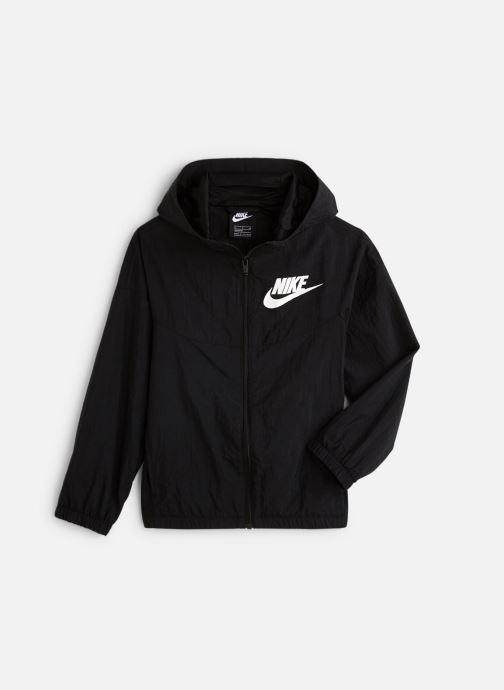 Vêtements Nike Nike Sportswear Woven Jacket Noir vue détail/paire