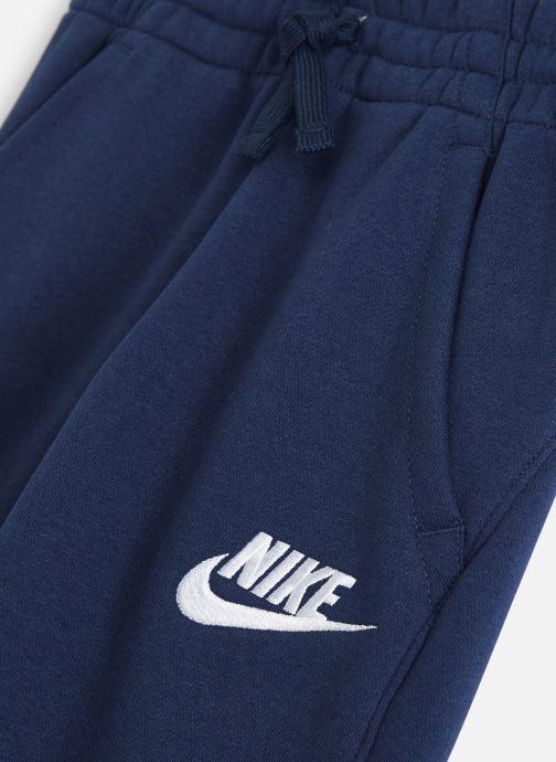 Vêtements Nike Nike Sportswear Club Fleece Jogger Pant Bleu vue portées chaussures
