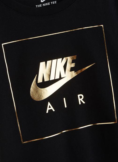 Kleding Nike Nike Sportswear Tee Crop Nike Air Dop Zwart model