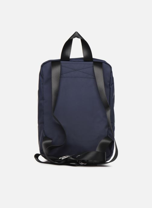 Sacs à dos PS Paul Smith WOMENS BAGPACK COL BLOCK NYL Bleu vue face