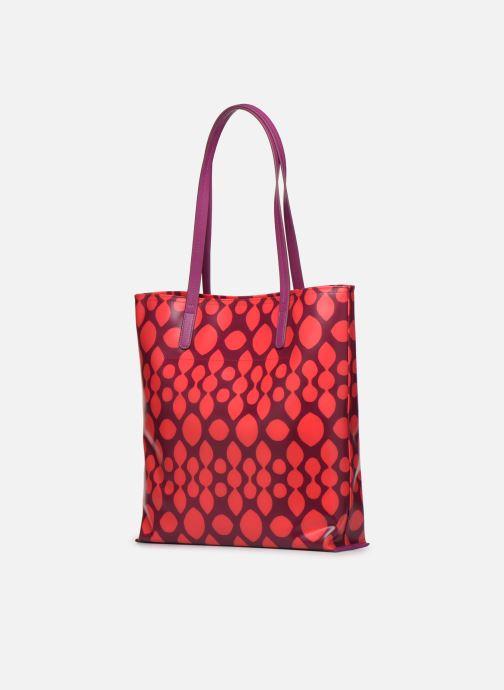Sacs à main PS Paul Smith Women Bag Cheetah Pock Multicolore vue droite