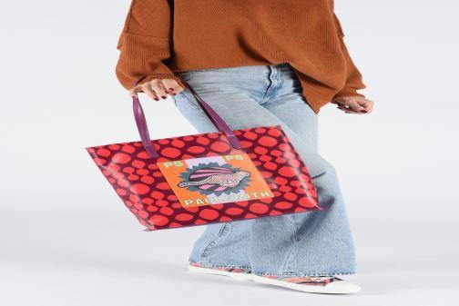 Sacs à main PS Paul Smith Women Bag Cheetah Pock Multicolore vue bas / vue portée sac