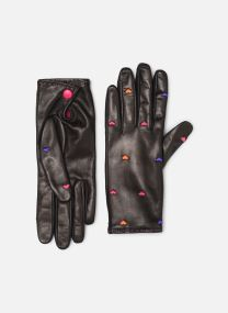 WOMEN GLOVE EMB HEART