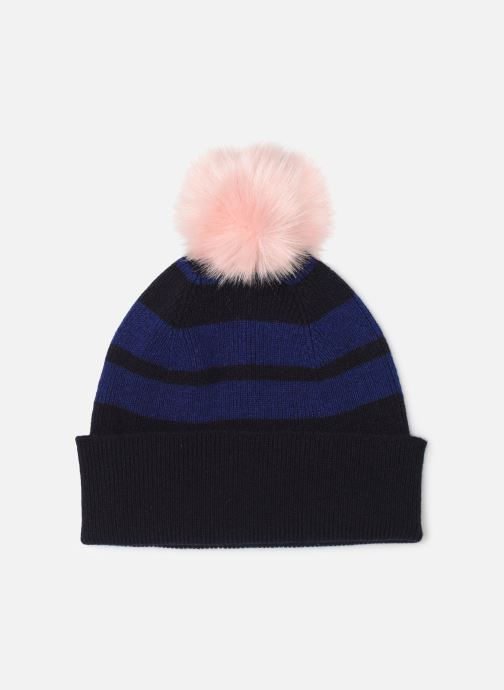 Bonnets PS Paul Smith WOMEN HAT POM RIB Bleu vue détail/paire