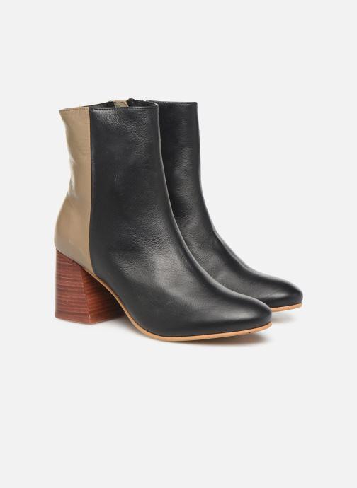 Boots en enkellaarsjes Another Project Fanny C Zwart 3/4'