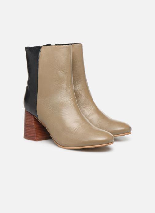 Boots en enkellaarsjes Another Project Fanny C Grijs 3/4'