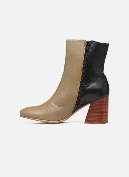 Boots en enkellaarsjes Another Project Fanny C Grijs voorkant