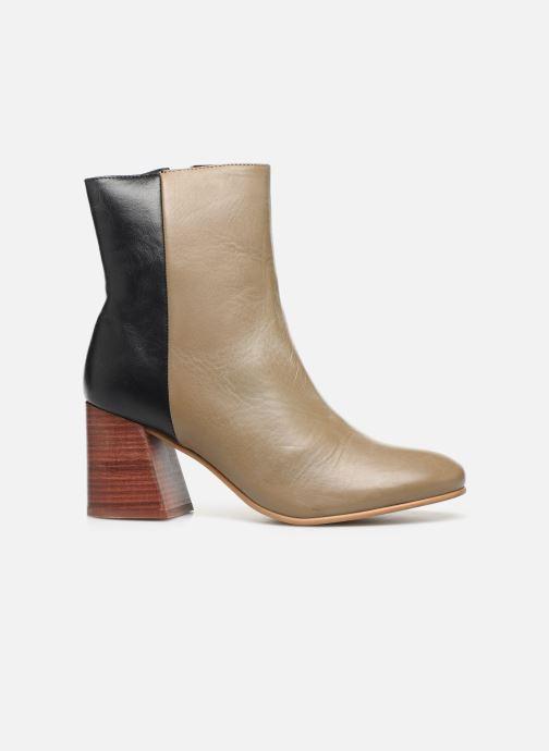 Boots en enkellaarsjes Another Project Fanny C Grijs achterkant