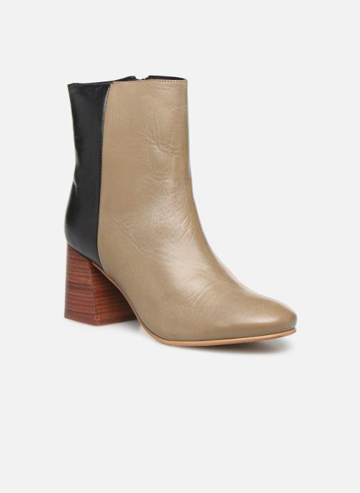 Boots en enkellaarsjes Another Project Fanny C Grijs detail
