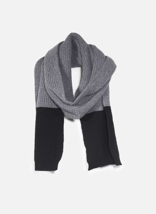 Schal PS Paul Smith MEN SCARF TEXTURED BLOCK grau detaillierte ansicht/modell