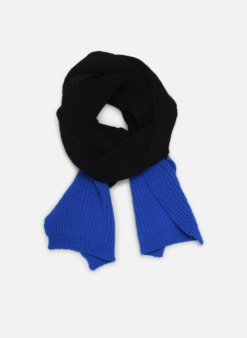 Echarpes et Foulards PS Paul Smith MEN SCARF TEXTURED BLOCK Noir vue détail/paire