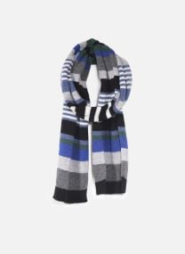 MEN SCARF LEW STRIPE