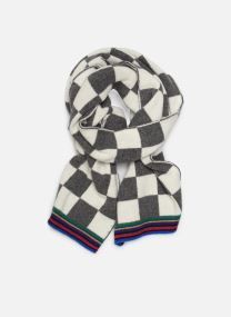 MEN SCARF CHECKBOARD
