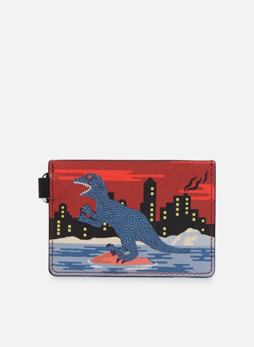Petite Maroquinerie PS Paul Smith MENS SLG CC HOLD DINO Multicolore vue face