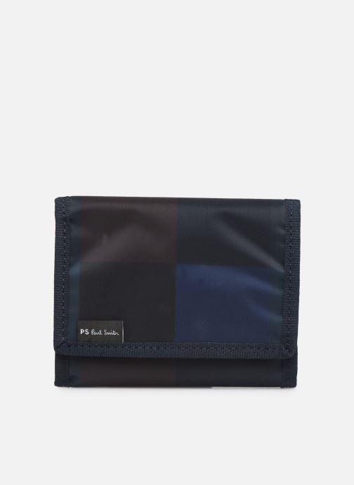 Petite Maroquinerie PS Paul Smith MEN WALLET BFOLD CHK NY Bleu vue détail/paire