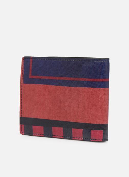 Petite Maroquinerie PS Paul Smith MEN WALLET BFOLDCOIN FLAG Multicolore vue droite