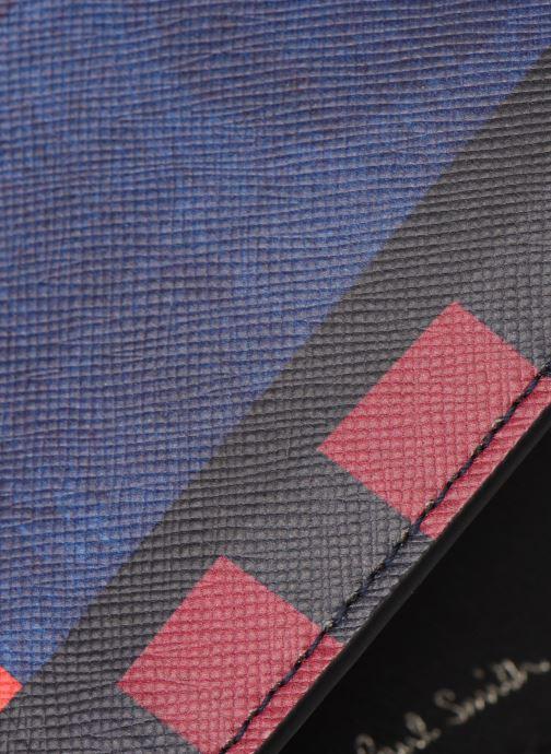 Petite Maroquinerie PS Paul Smith MEN WALLET BFOLDCOIN FLAG Multicolore vue gauche