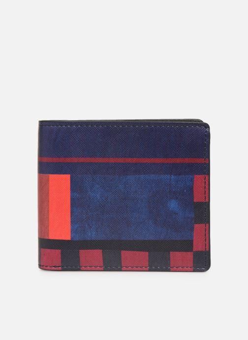 Petite Maroquinerie PS Paul Smith MEN WALLET BFOLDCOIN FLAG Multicolore vue détail/paire