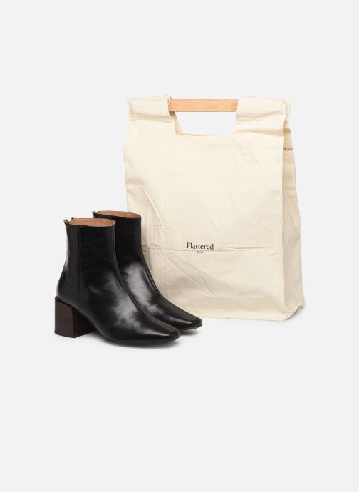 Boots en enkellaarsjes Flattered Inga C Zwart 3/4'