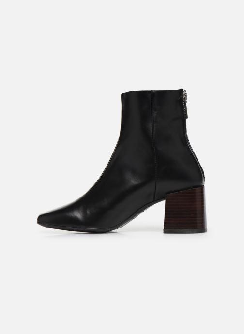 Boots en enkellaarsjes Flattered Inga C Zwart voorkant