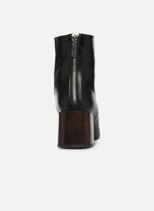 Boots en enkellaarsjes Flattered Inga C Zwart rechts