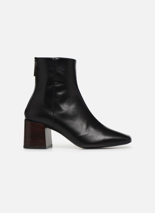 Boots en enkellaarsjes Flattered Inga C Zwart achterkant