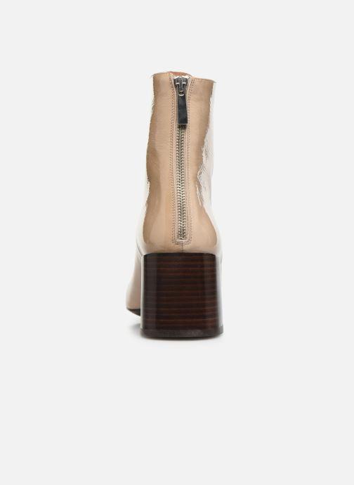 Bottines et boots Flattered Inga C Beige vue droite