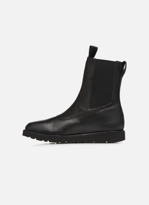 Stiefeletten & Boots Flattered Ursula C schwarz ansicht von vorne