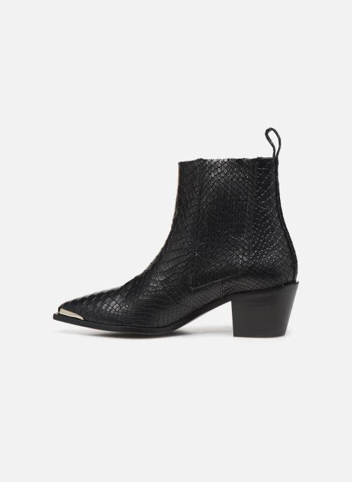 Boots en enkellaarsjes Flattered Rebecca Laurey Boot C Zwart voorkant