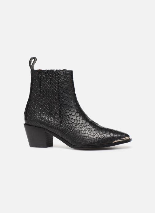 Boots en enkellaarsjes Flattered Rebecca Laurey Boot C Zwart achterkant