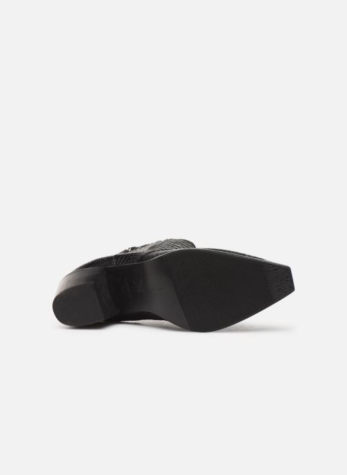 Boots en enkellaarsjes Flattered Rebecca Laurey Boot C Zwart boven