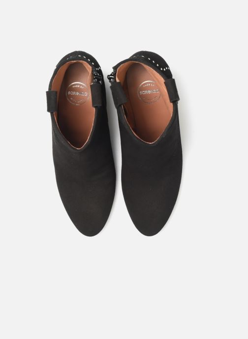 Botines  Made by SARENZA Soft Folk Boots #10 Negro vista del modelo