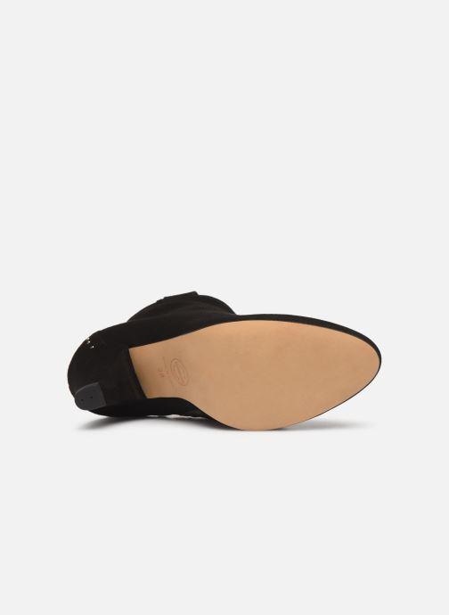 Bottines et boots Made by SARENZA Soft Folk Boots #10 Noir vue haut