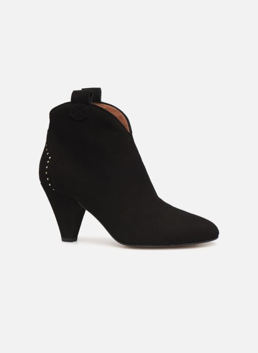 Bottines et boots Made by SARENZA Soft Folk Boots #10 Noir vue détail/paire