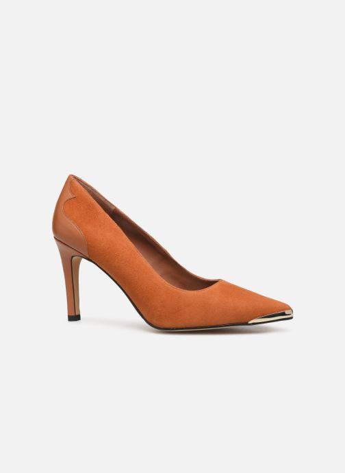 Høje hæle Made by SARENZA Soft Folk Escarpin #3 Brun detaljeret billede af skoene