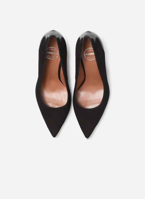 Escarpins Made by SARENZA Soft Folk Escarpin #3 Noir vue portées chaussures