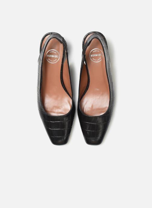 Zapatos de tacón Made by SARENZA Retro Dandy Escarpin #2 Negro vista del modelo
