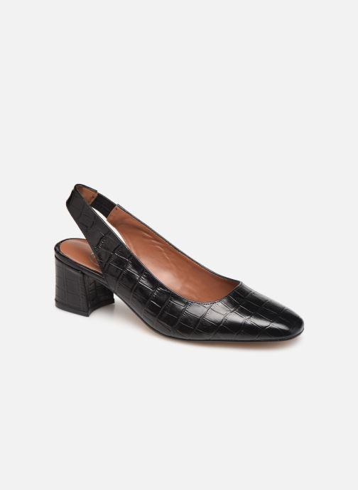 Høje hæle Made by SARENZA Retro Dandy Escarpin #2 Sort Se fra højre