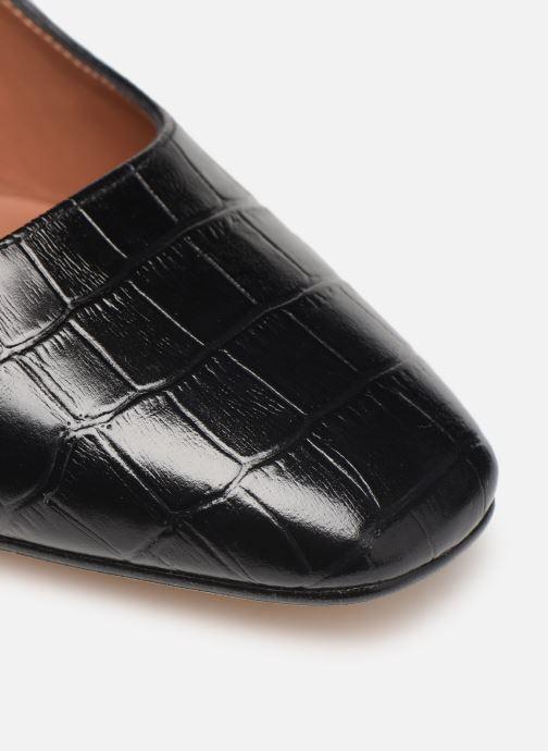 Zapatos de tacón Made by SARENZA Retro Dandy Escarpin #2 Negro vista lateral izquierda