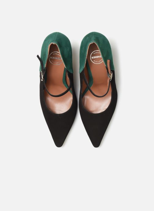 Escarpins Made by SARENZA Retro Dandy Escarpins #5 Noir vue portées chaussures