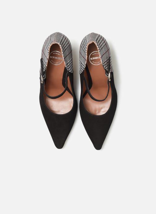 Zapatos de tacón Made by SARENZA Retro Dandy Escarpins #5 Multicolor vista del modelo