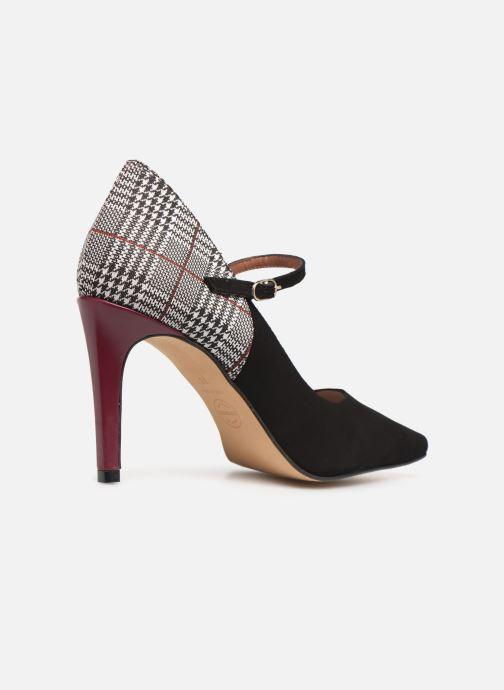 Zapatos de tacón Made by SARENZA Retro Dandy Escarpins #5 Multicolor vista de frente