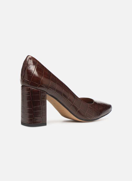 Zapatos de tacón Made by SARENZA Night Rock Escarpin #2 Marrón vista de frente