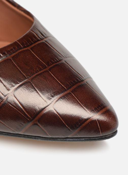 Zapatos de tacón Made by SARENZA Night Rock Escarpin #2 Marrón vista lateral izquierda