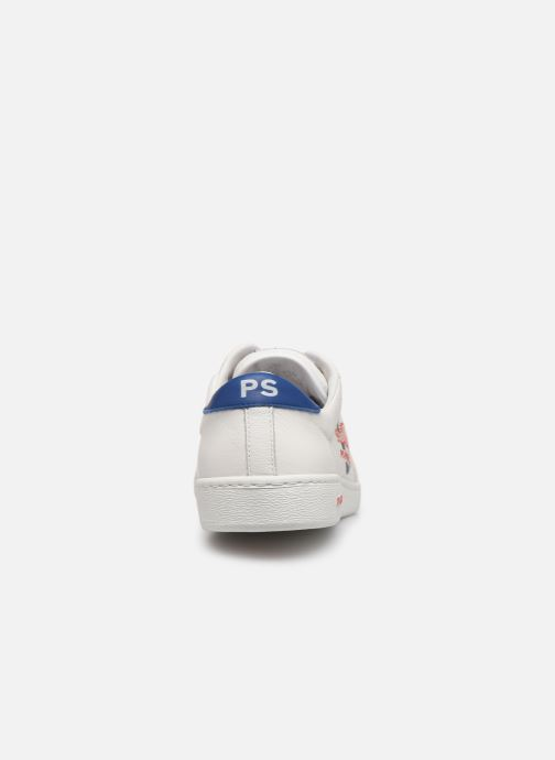 Baskets PS Paul Smith Lockie Blanc vue droite