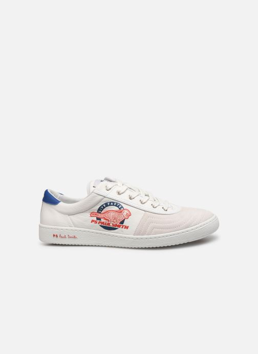 Baskets PS Paul Smith Lockie Blanc vue derrière